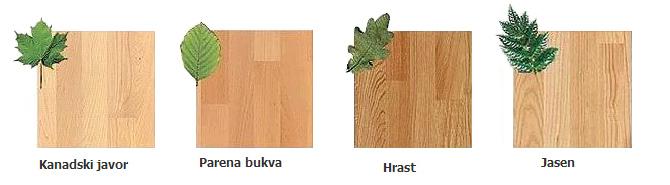 Vrste drveta