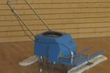 Reinigungsmaschine Sportboden
